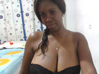 huge boobs ebony camgirl agatafox